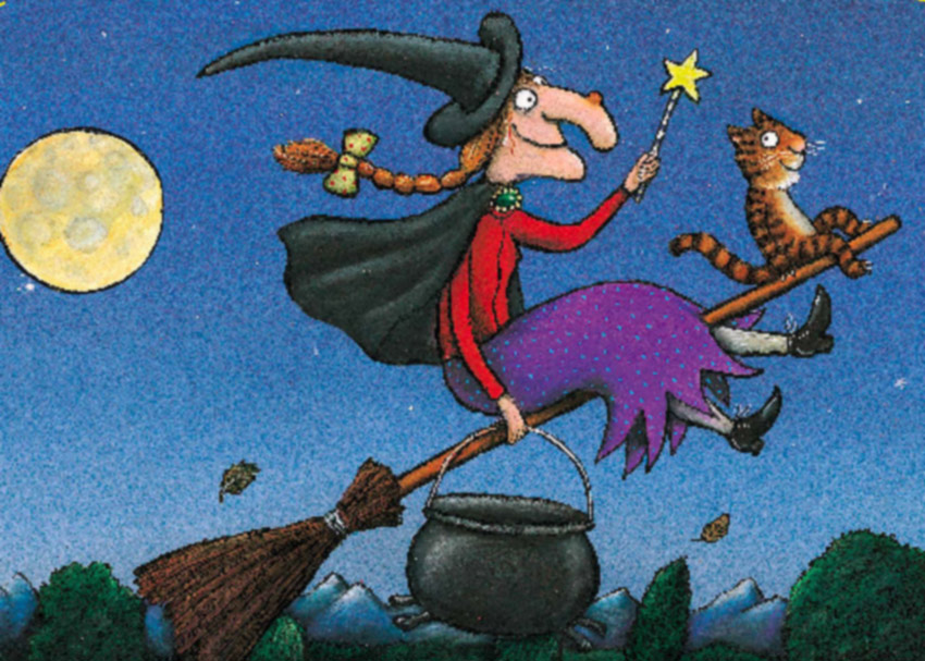 13 Witch Books for Kids of All Ages