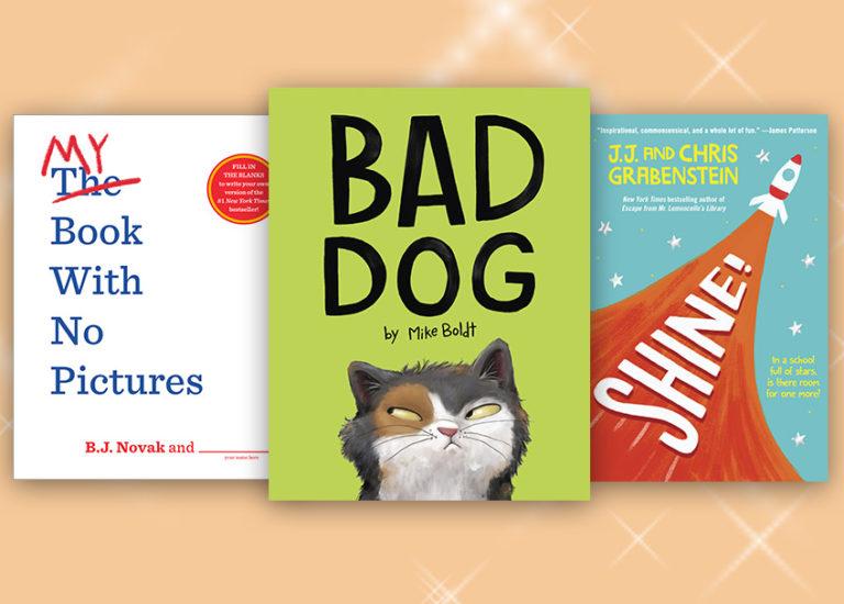 The Best Children's and YA Books of November 2019 Thumbnail