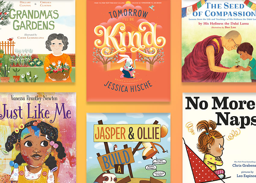 The Most Exciting Kids' Books of 2020   Picture Books ...