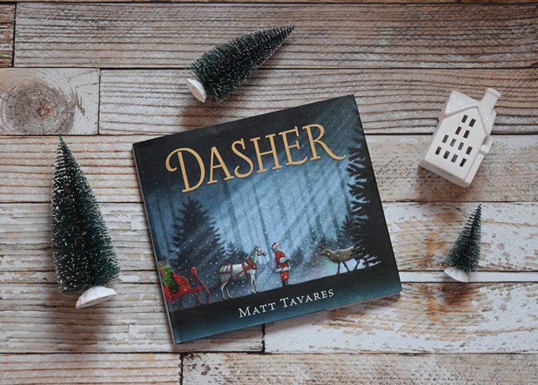 <i>Dasher</i> Is a New Christmas Story with the Feel of a Classic Thumbnail