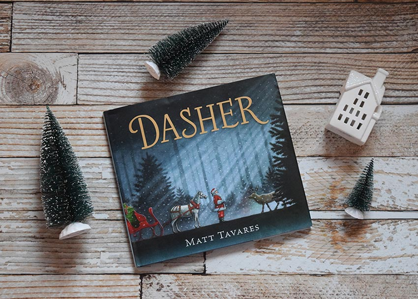 Dasher Is a New Christmas Story with the Feel of a Classic