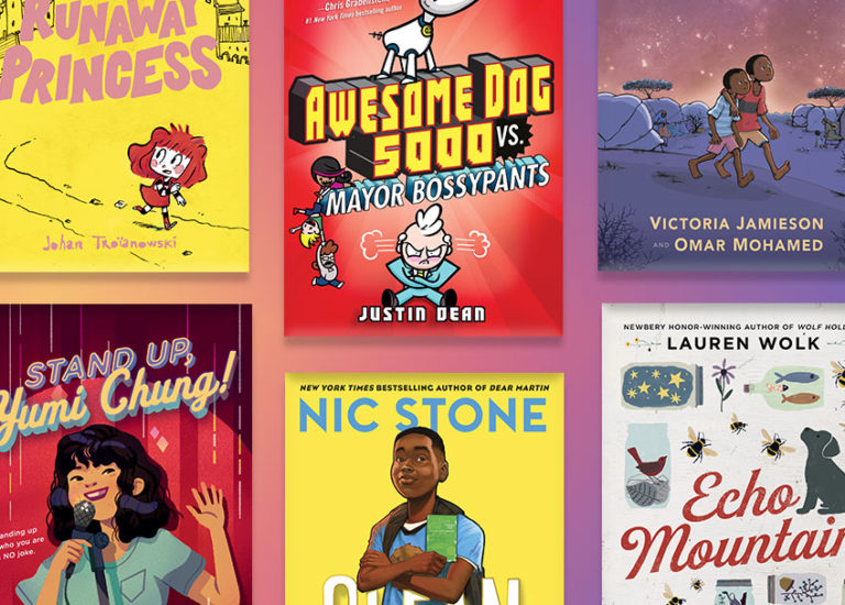 The Most-Anticipated Middle Grade & Chapter Books of 2020 Thumbnail