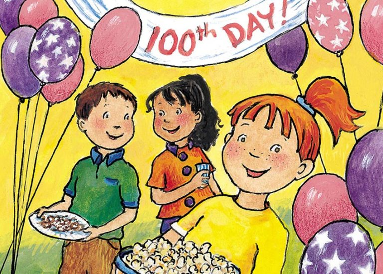 Children's Books to Celebrate the 100th Day of School Thumbnail