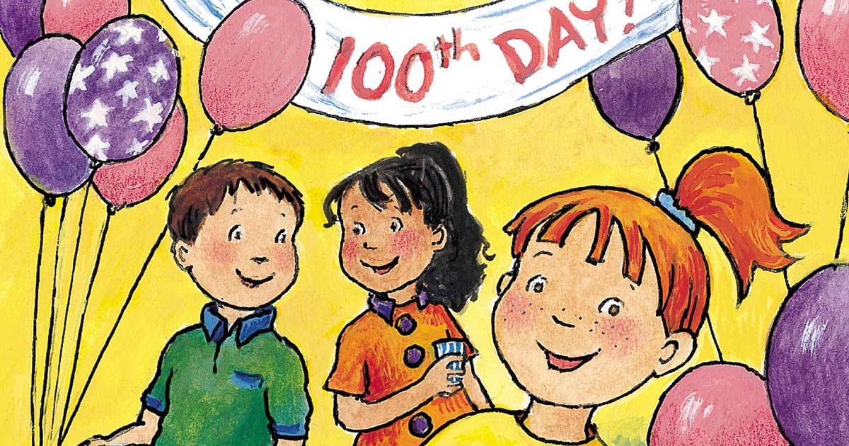 Children's Book to Celebrate the 100th Day of School