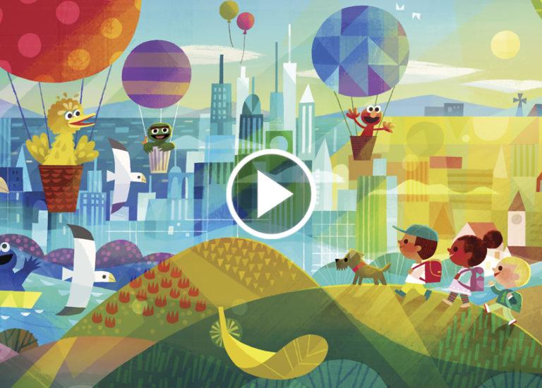 Brightly Storytime: <i>Sunny Day</i> Thumbnail