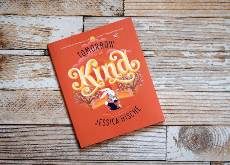 <i>Tomorrow I'll Be Kind</i> Inspires Little Readers to Make the World a Better Place Thumbnail