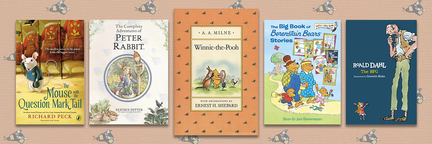 8 Books for Fans of <br><i>Winnie-the-Pooh</i> Thumbnail
