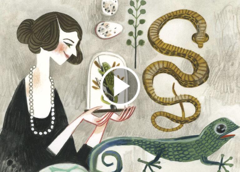 Brightly Storytime: <i>Joan Procter, Dragon Doctor</i> Thumbnail