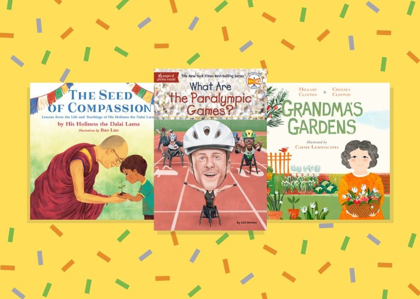 Best Children's and YA Books of March 2020