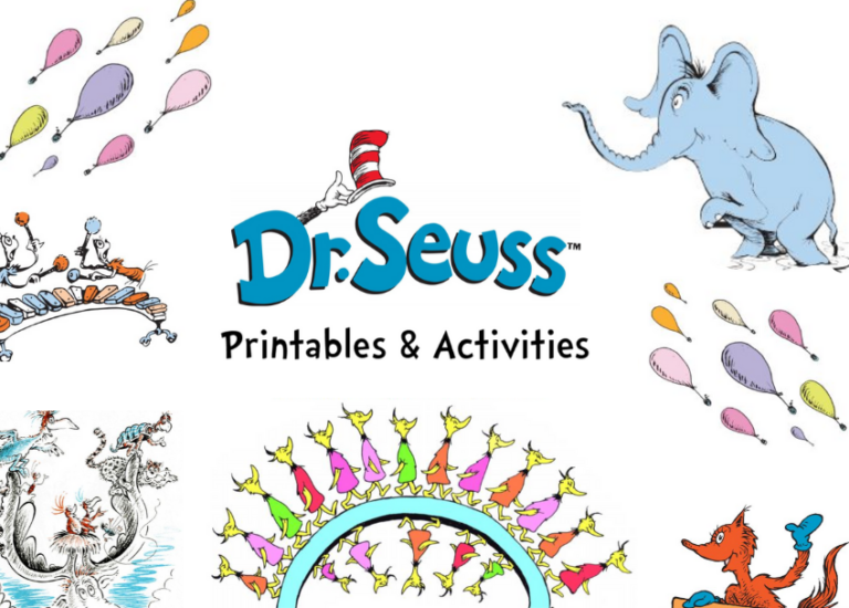 Dr. Seuss Printables and Activities Thumbnail