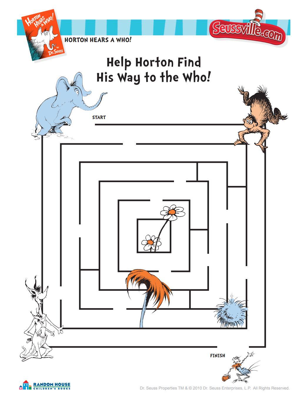 Horton Maze
