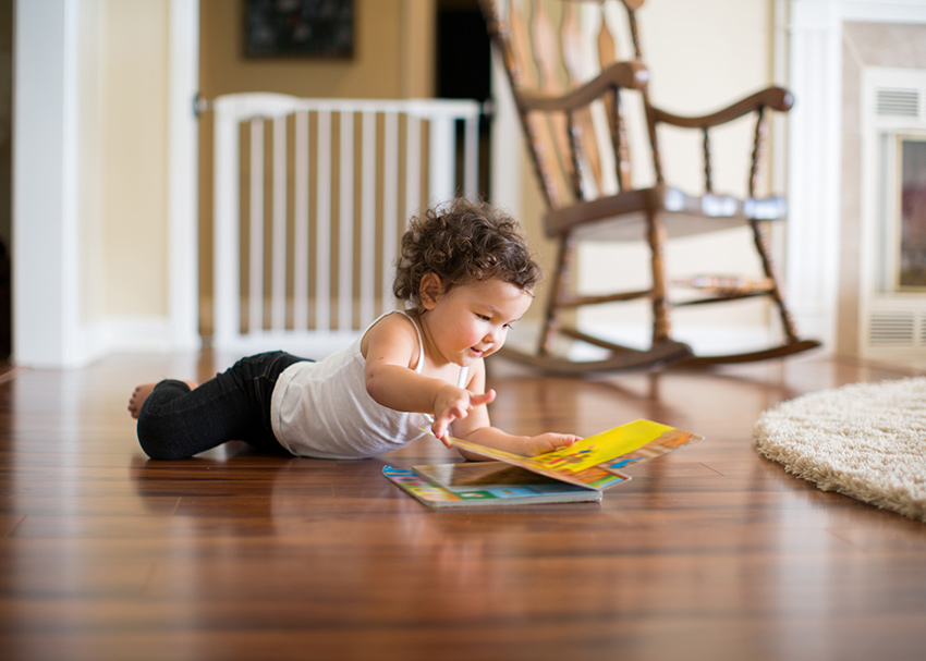 baby toddler educational content