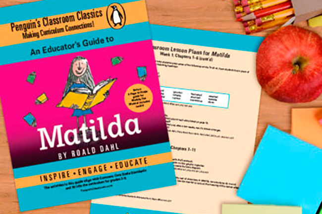 matilda educator resources