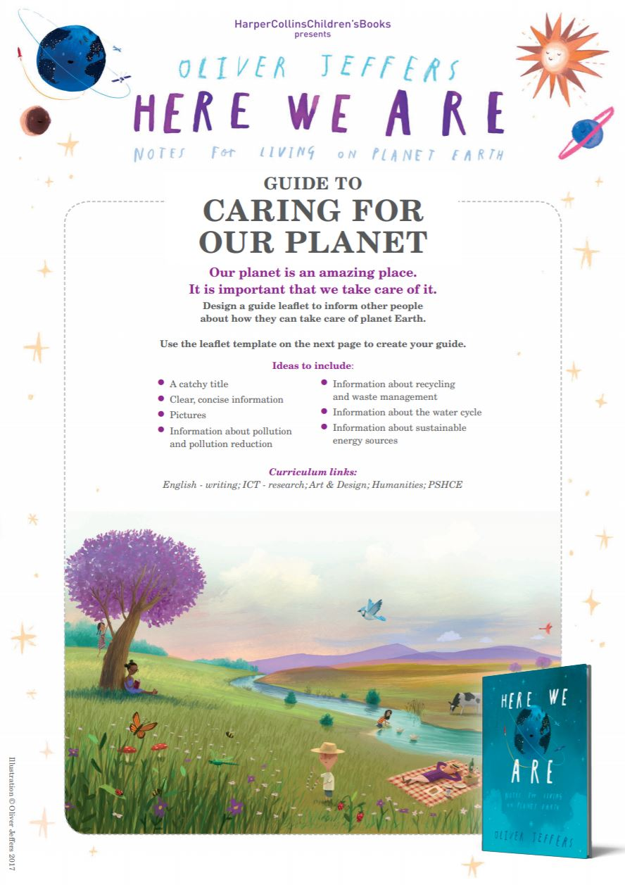 Guide to Caring for Our Planet