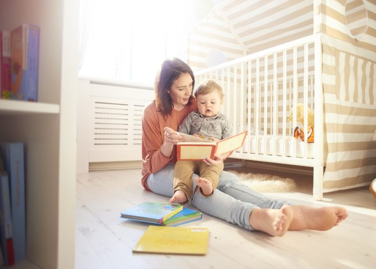 7 Books You'll Love Reading with Babies & Toddlers Thumbnail