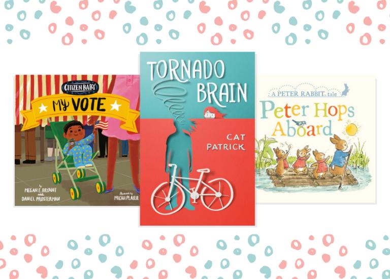 Best Children's & YA Books of May 2020