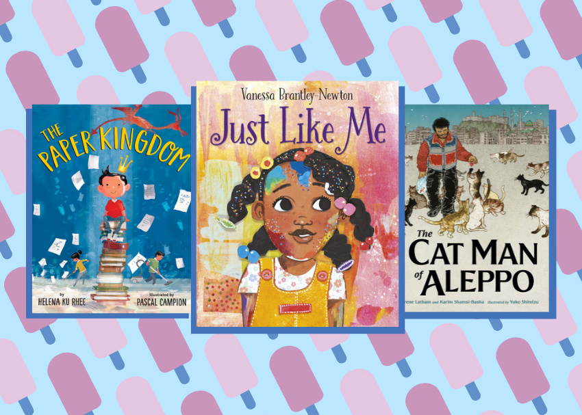 Summer Reading for Ages 3 – 5