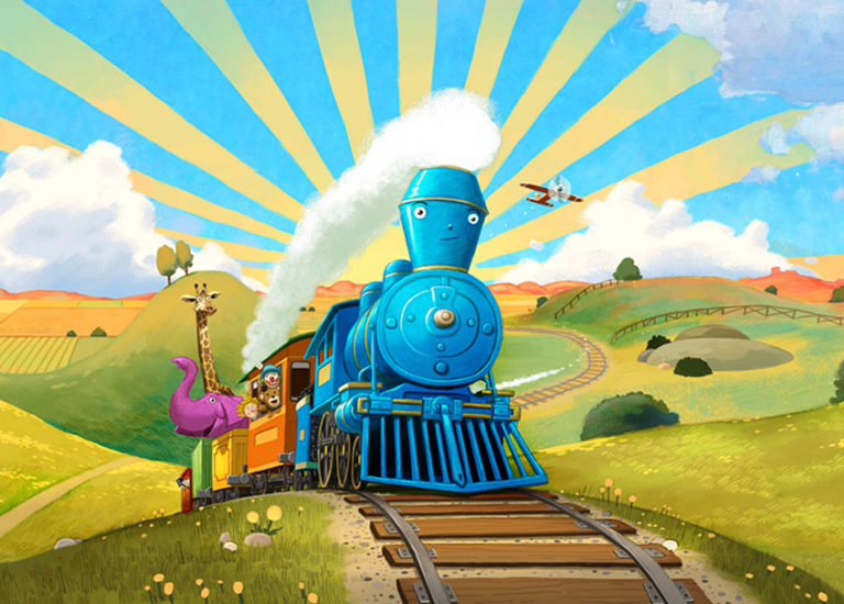 Dan Santat on What <i>The Little Engine That Could</i> Means Right Now Thumbnail