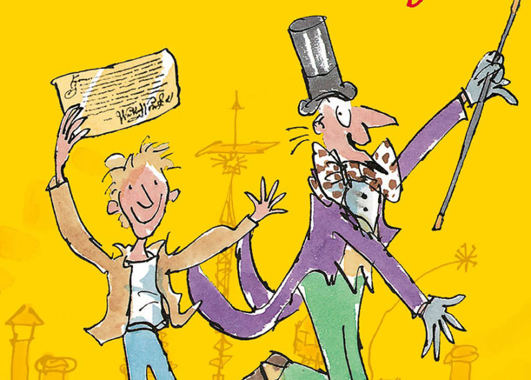 Roald Dahl Printables and Activities Thumbnail