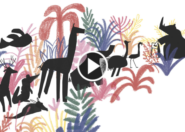 Brightly Storytime: <i>The President of the Jungle</i> Thumbnail