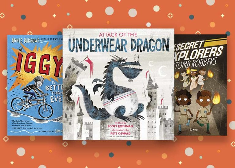 The Best Children's and YA Books of October 2020 Thumbnail
