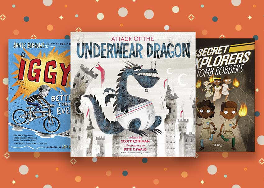 The Best Children's and YA Books of October 2020 | Brightly