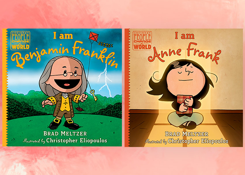 Author Brad Meltzer and Illustrator Christopher Eliopoulos on the Heroes and Lessons We Need Right Now | Brightly