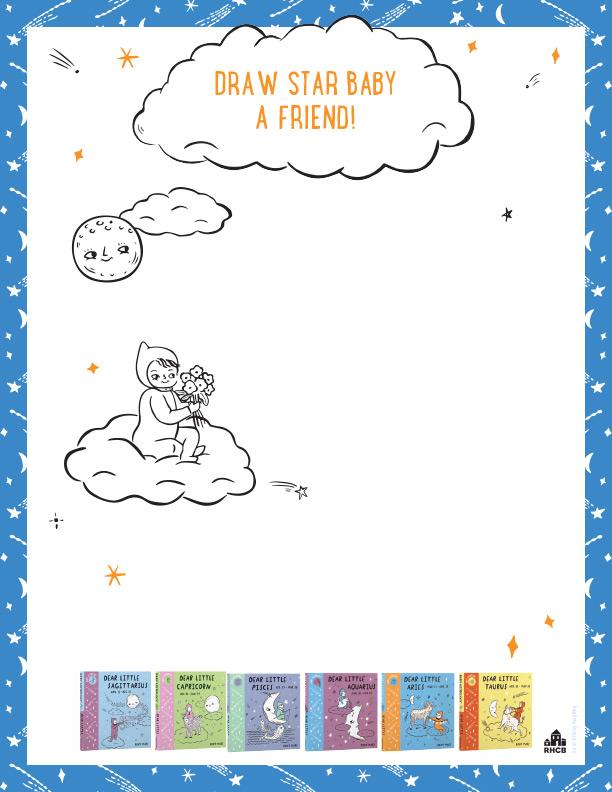 Draw Star Baby a Friend