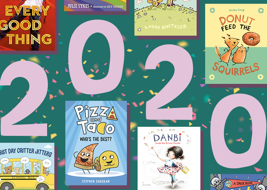 The Best Books of 2020 for Kids Ages 6 - 8 | Brightly