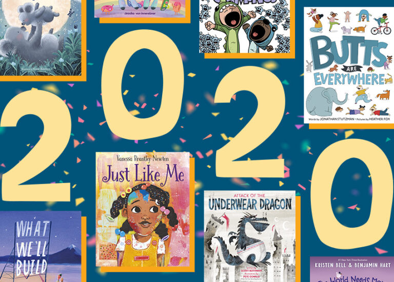 Best Picture Books of 2020: <br>Ages 3 &#8211; 5 Thumbnail
