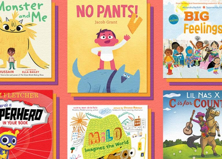The Most-Anticipated Picture Books <br>of 2021 Thumbnail