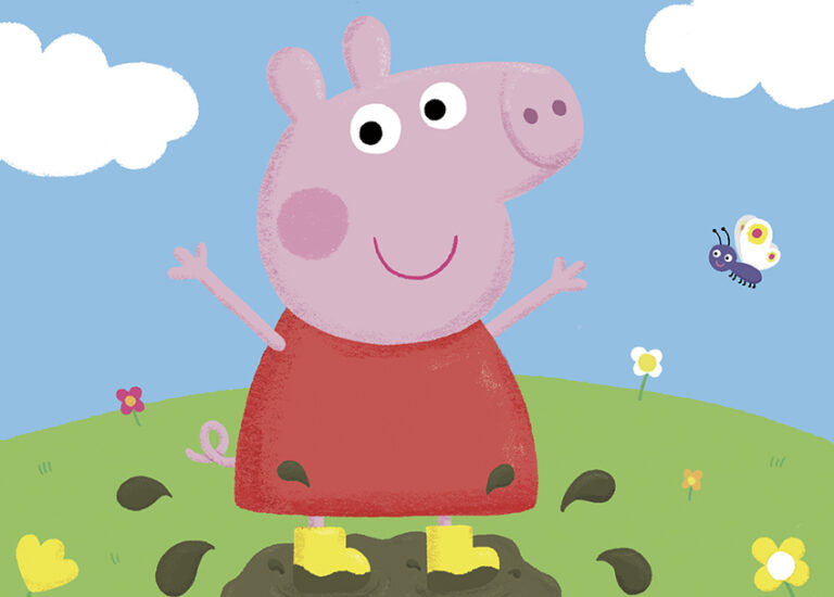 Fun Books for Peppa Pig-Loving Kids Thumbnail