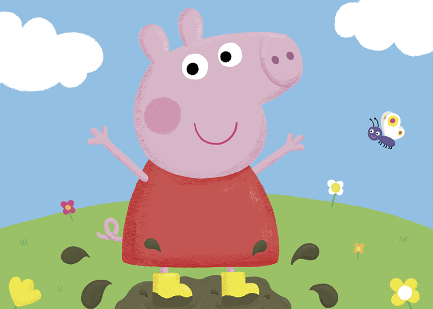 Peppa Pig Books | Storytime and Activity Books | Brightly