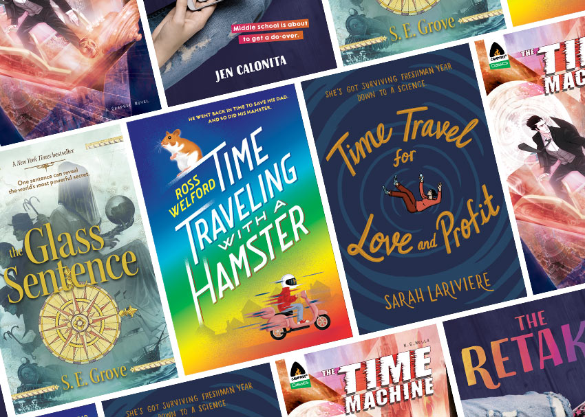 Time Travel Books for Tweens and Teens | Brightly