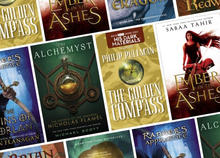 All-Time Favorite Fantasy Books for Tweens and Teens Thumbnail