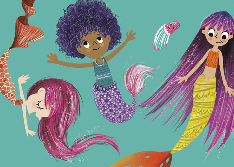 mermaid-books