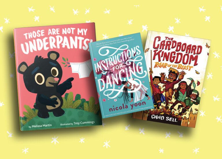 best-kids-books-june-2021