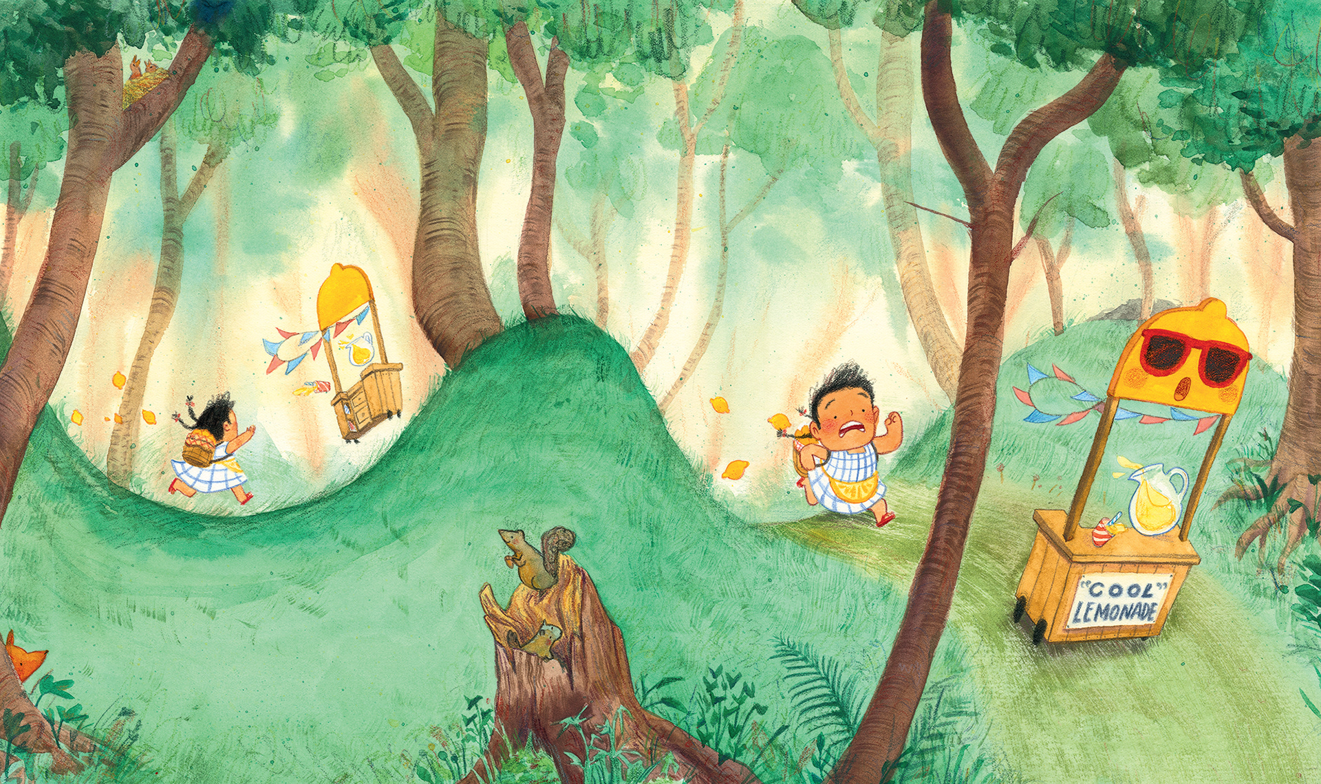 Gideon Sterer on Encouraging Kids to Find Wonder in Nature