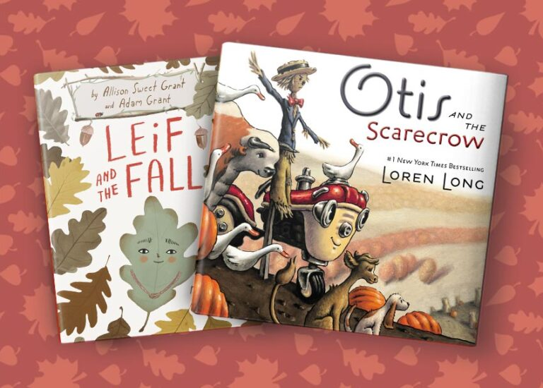 Pumpkin Spice & Everything Nice: 12 Picture Books That Celebrate Fall Thumbnail