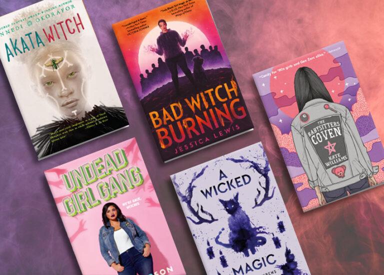 ya-witch-books